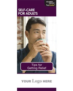 Self-Care for Adults, FastGuide