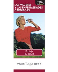 Women and Heart Disease, FastGuide (Spanish)