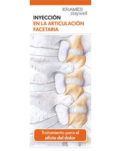 Facet Joint Injections (Spanish)