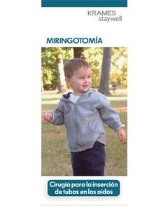 Myringotomy (Spanish)