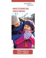 Middle Ear Infections (Spanish)