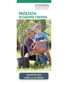 Prostate Ultrasound and Biopsy (Spanish)