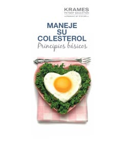 Manage Cholesterol: The Basics (Spanish)
