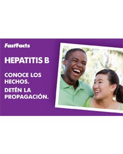 Hepatitis B, FastFacts (Spanish)