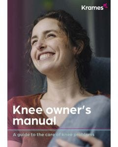 Knee owner's manual