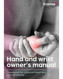 Hand and wrist owner's manual