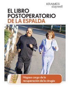 The Post-Op Back Book (Spanish)