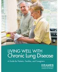 Living Well with Chronic Lung Disease Workbook