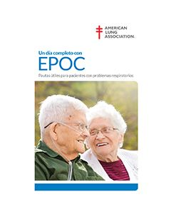 Around the Clock with COPD (Spanish), ALA