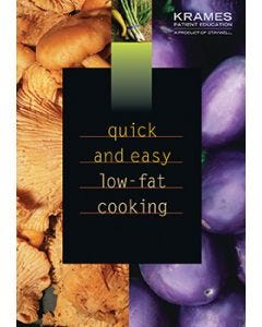 Quick and Easy Low-Fat Cooking