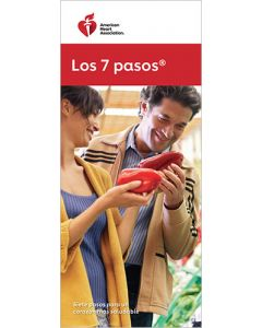 Life's Simple 7: Seven Steps to a Healthy Heart (Spanish), AHA