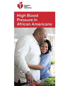 High Blood Pressure in African Americans, AHA