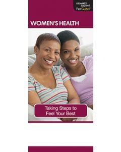 Women's Health, FastGuide