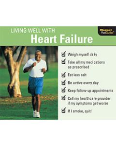 Living Well with Heart Failure, Magnet FastGuide