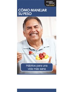 Managing Your Weight, FastGuide (Spanish)