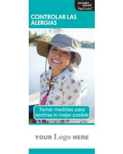 Managing Allergies, FastGuide (Spanish)