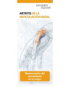 Basal Joint Arthritis (Spanish)