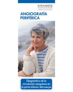Peripheral Angiography (Spanish)