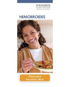 Hemorrhoids (Spanish)