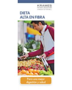 High-Fiber Diet (Spanish)