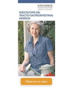 Lower GI Endoscopy (Spanish)