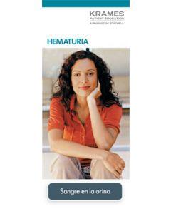 Hematuria (Spanish)
