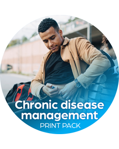 Chronic Disease Management Print Pack