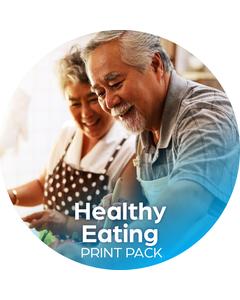 Healthy Eating Print Pack