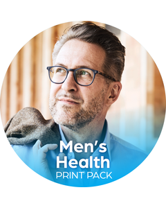 Men's Health Print Pack