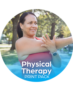 Physical Therapy Print Pack