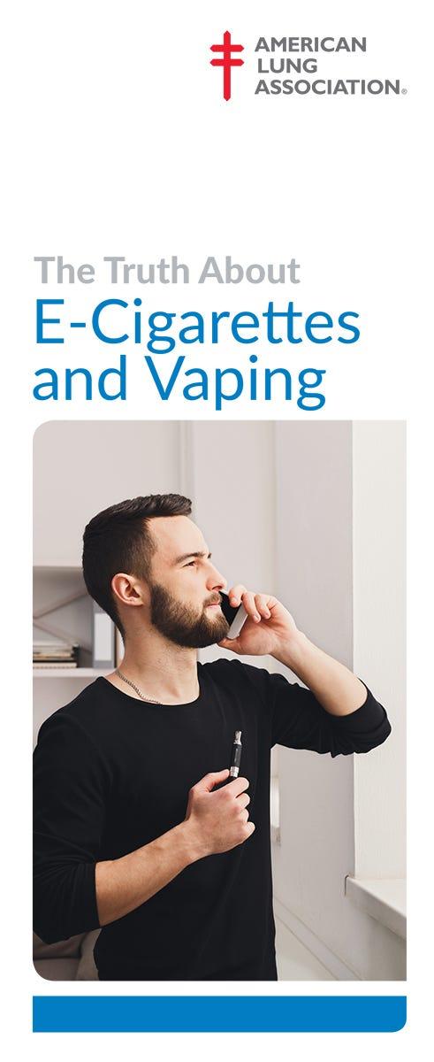 The Truth About E-cigarettes
