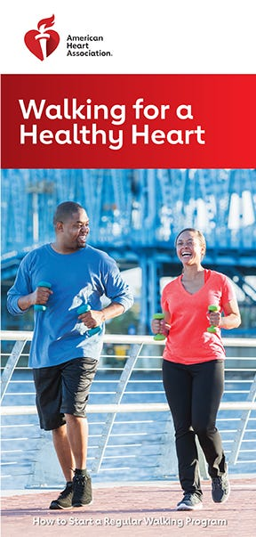 Walking for a Healthy Heart