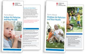 American Lung Association Indoor Outdoor - Air Pollution