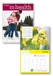 Newsletters and Calendars
