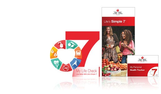 Life's Simple 7